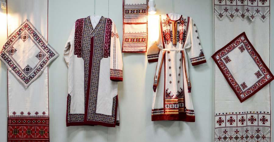 Музей чувашской вышивки
