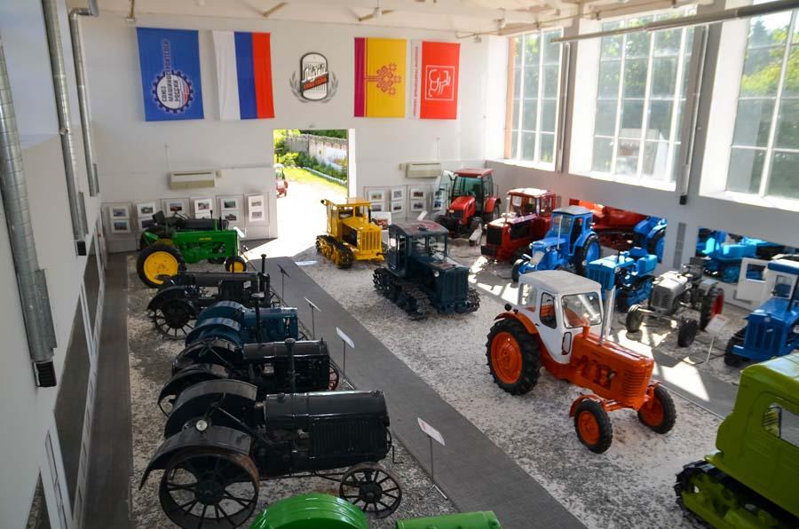 Музей трактора