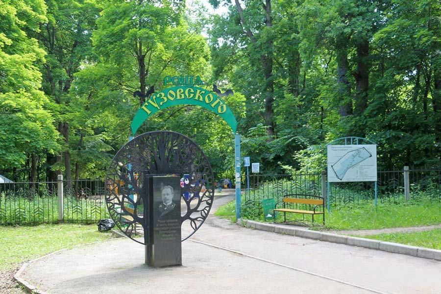 Роща Гузовского