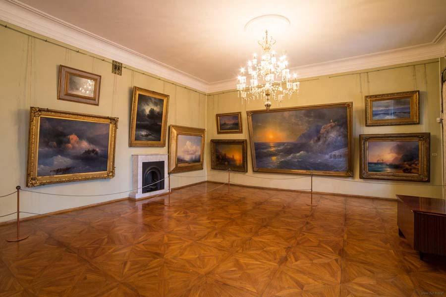 Галерея И. Айвазовского
