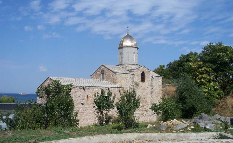 Храм Иверской Божьей Матери
