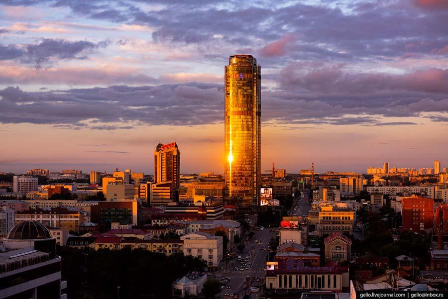 Башня «Высоцкий»