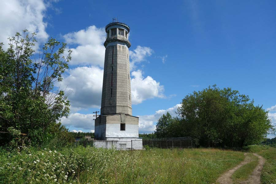 Большой Волжский маяк