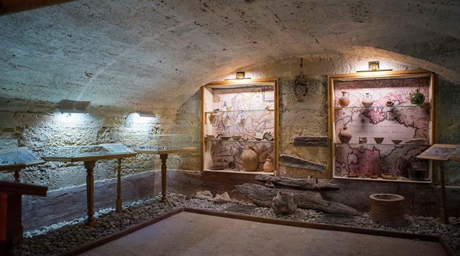 Фото музея пиратов на экскурсии