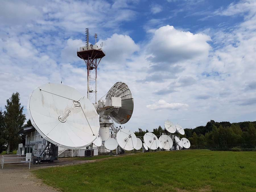 Центр космической связи «Дубна»
