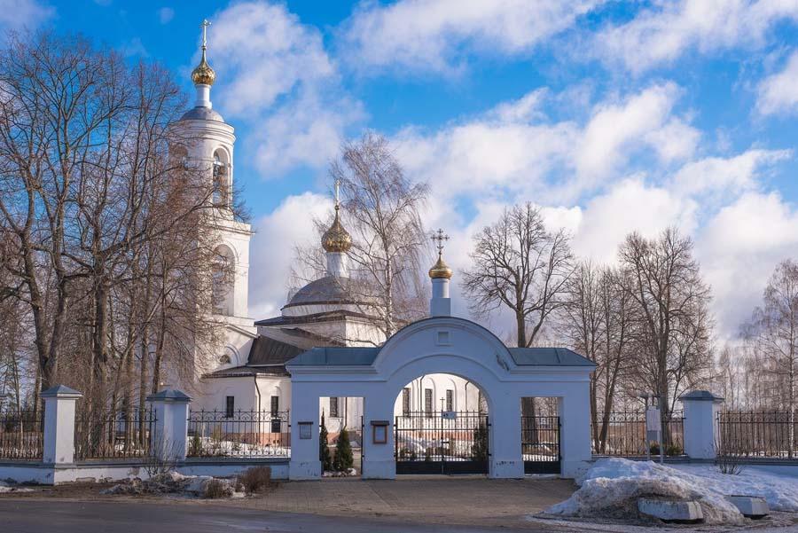 Церковь Похвалы Богородицы