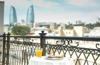 жилье в Баку для туристов