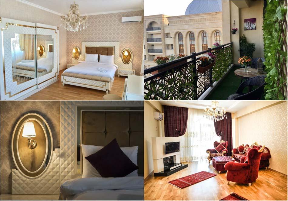 Jireh Baku Royal Apartments