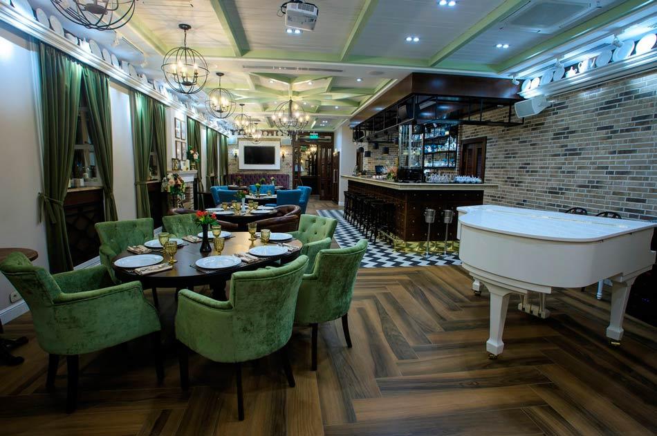 Лучшие рестораны Казани