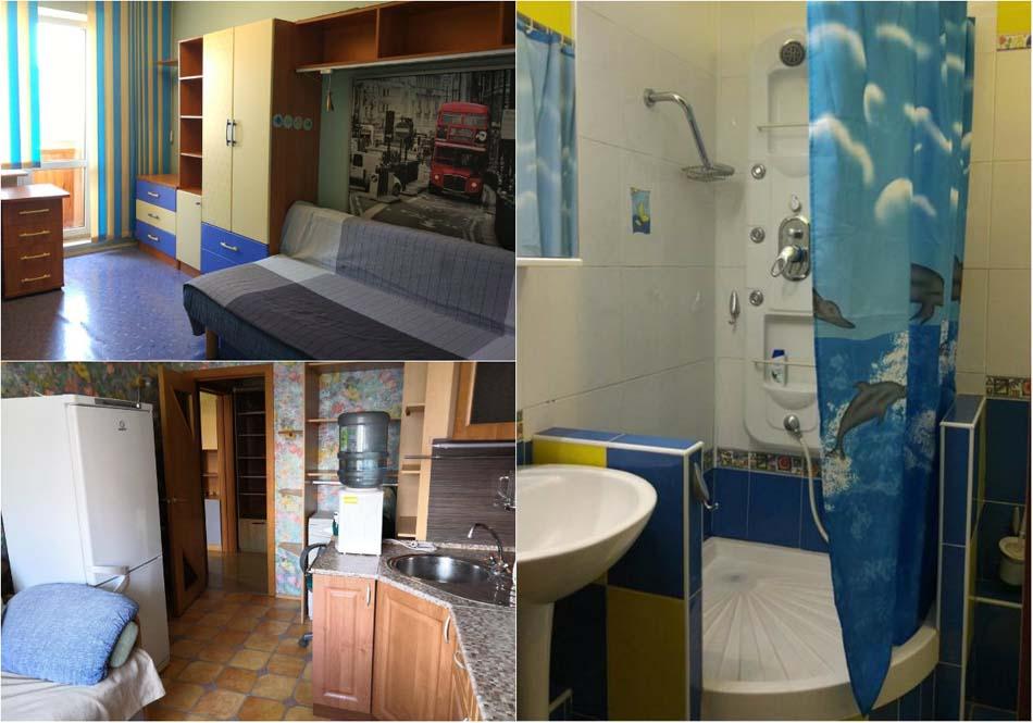 Apartment on Ulitsa Kosareva
