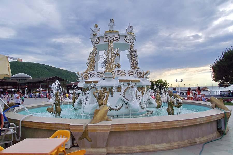 Достопримечательности и развлечения в Кабардинке