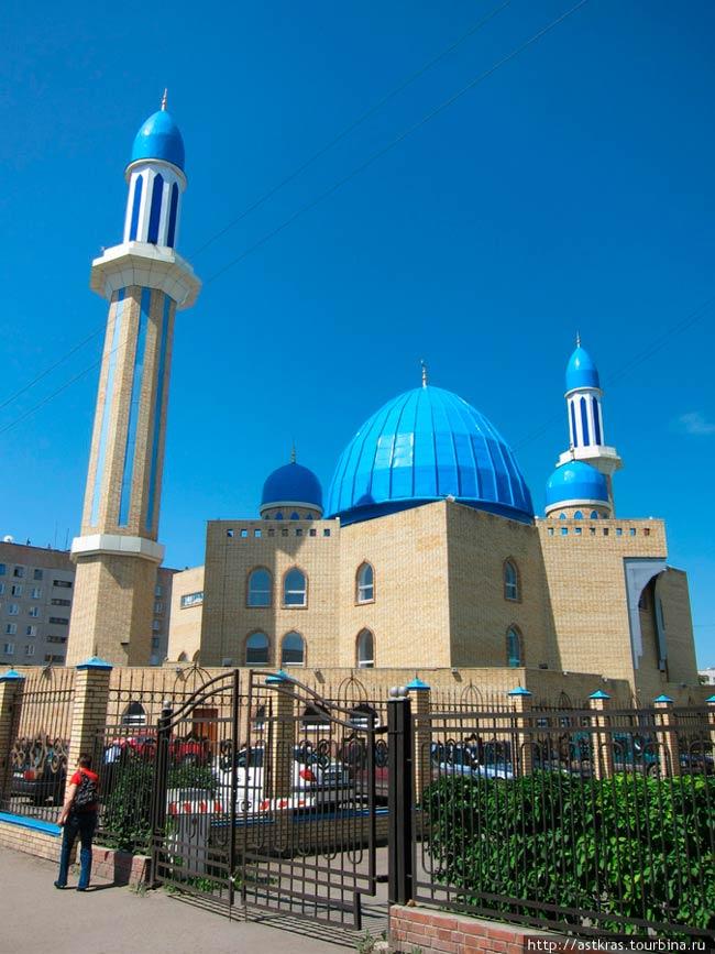 Мечеть Кызыл Жар