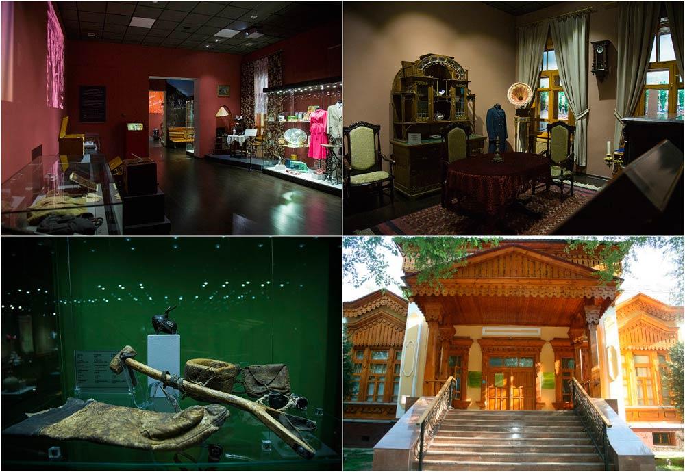 Музей истории Алматы