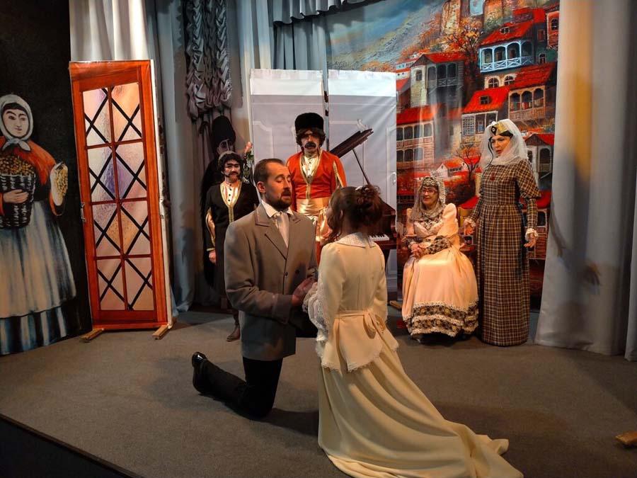 Музей-театр «Благодать»