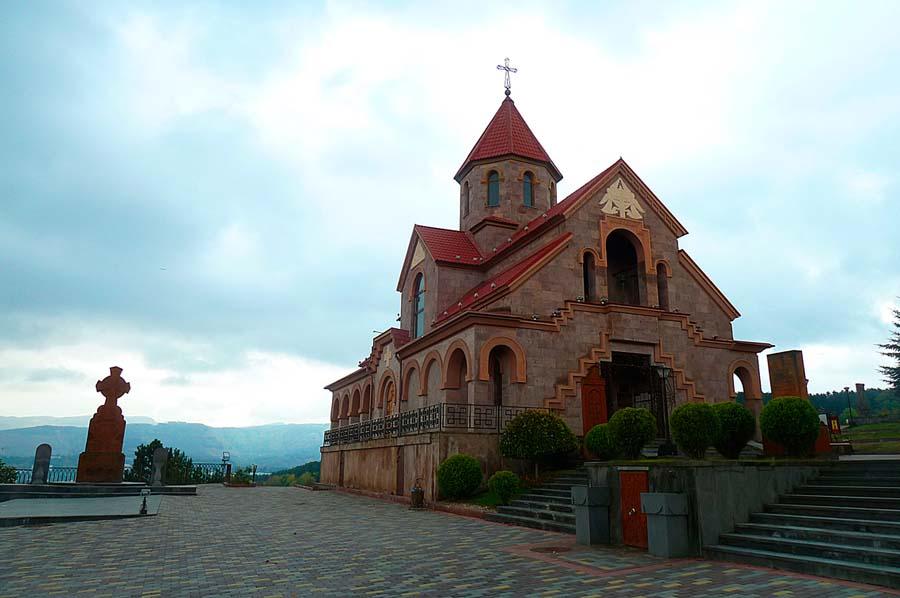 Церковь Св. Мардана Мамиконяна
