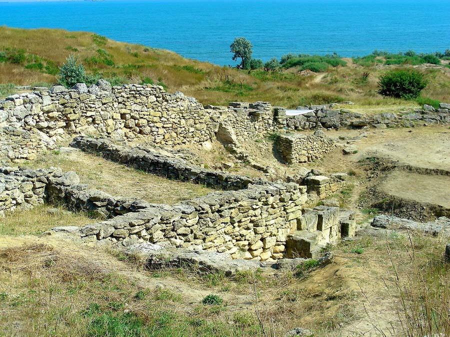 Археологический комплекс Нимфей