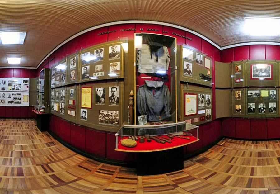 Музей героев Эльтигена