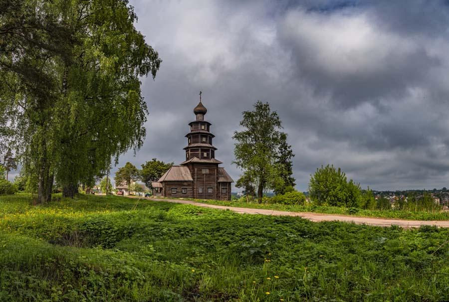 Старовознесенская церковь