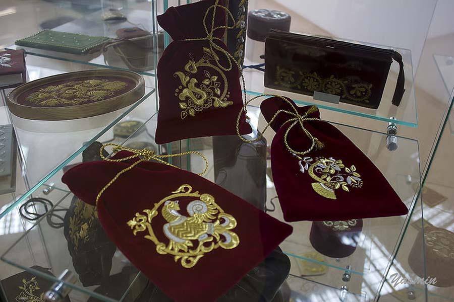 «Торжокские золотошвеи»
