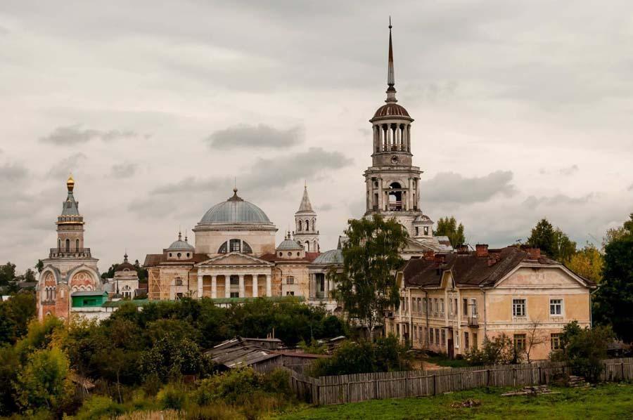 Торжокский Кремль