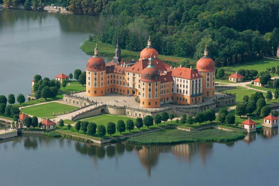 Замок Морицбург
