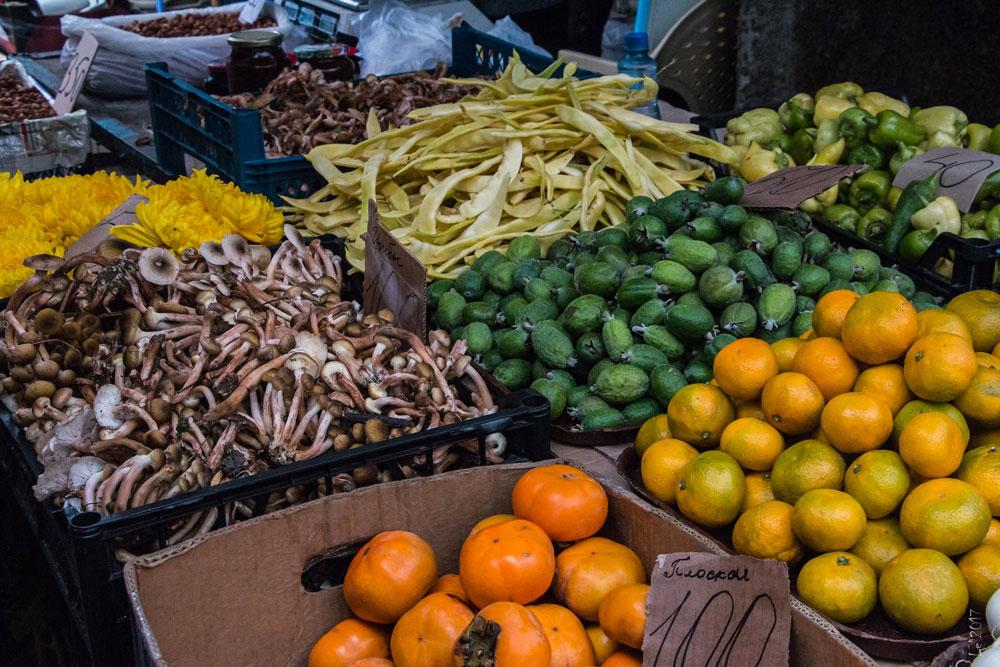 Рынок Абхазии