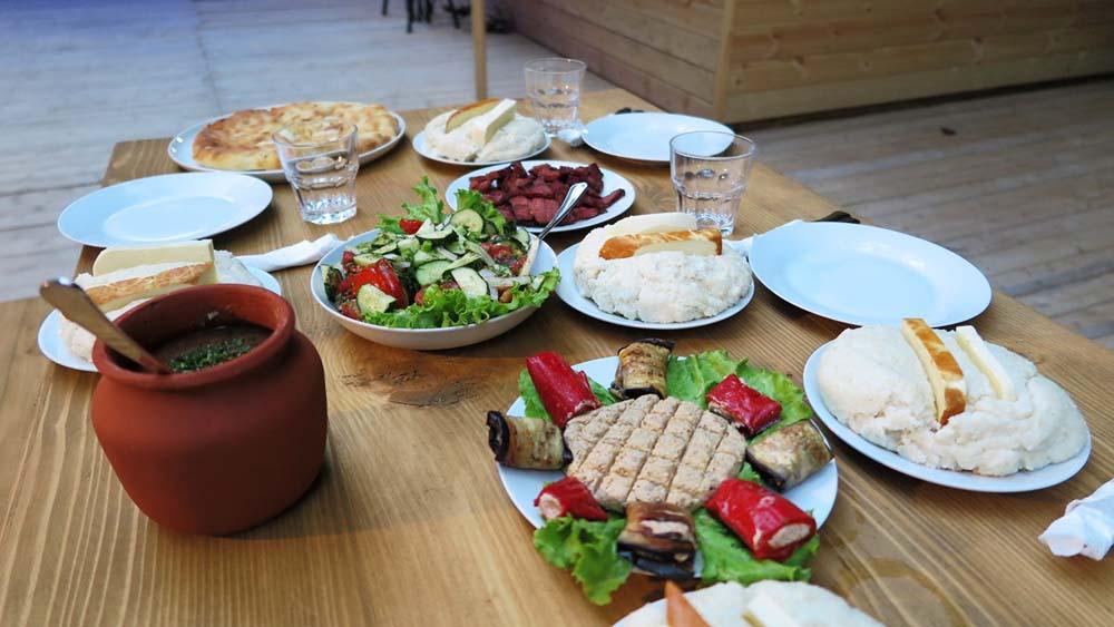 Национальная кухня Абхазии