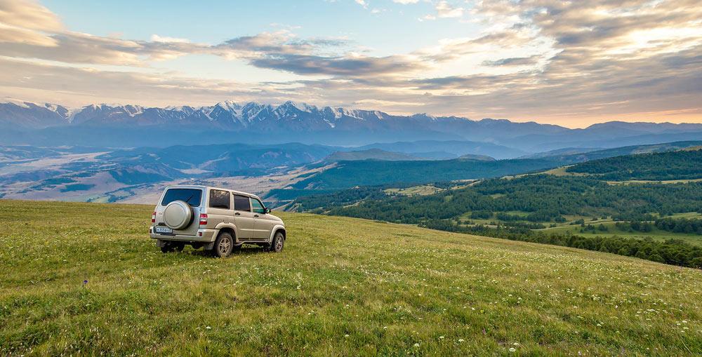 Поездка на Алтай самостоятельно