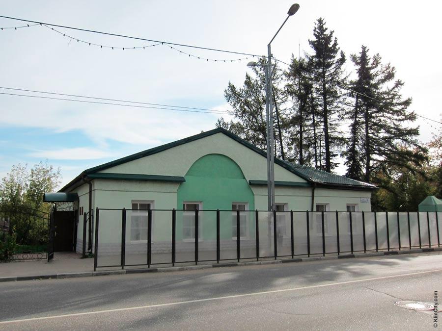Дом городничего