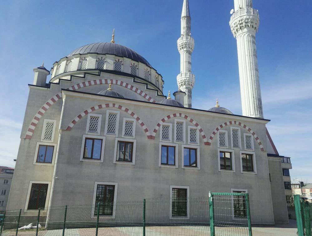 Мечеть Мустафы Гюль