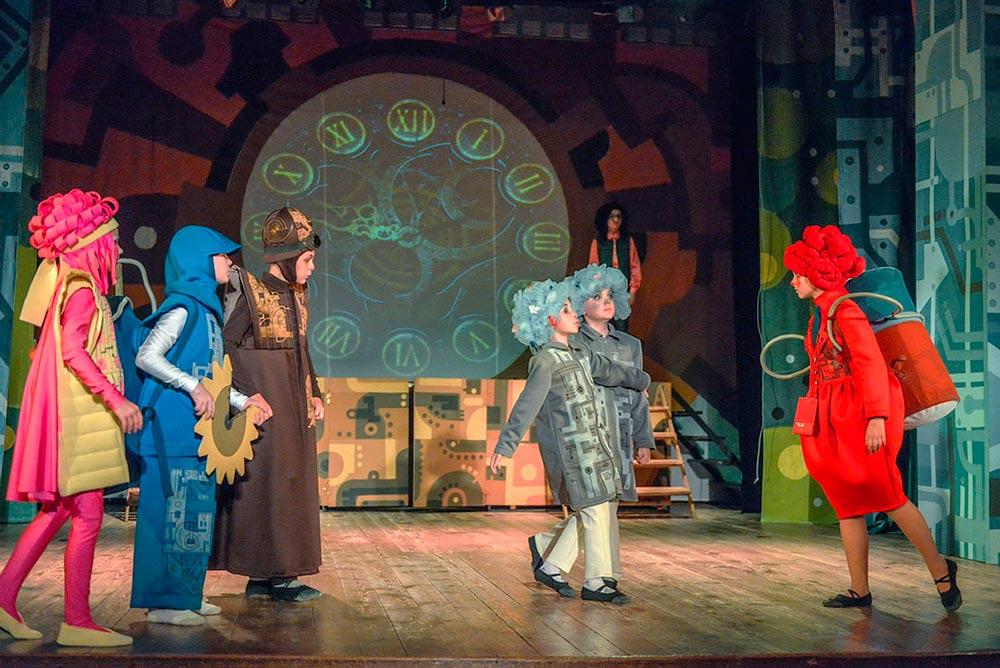 Театр Золотой ключик