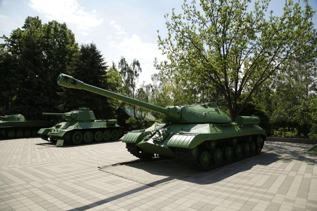 Музей военной техники «Оружие Победы»