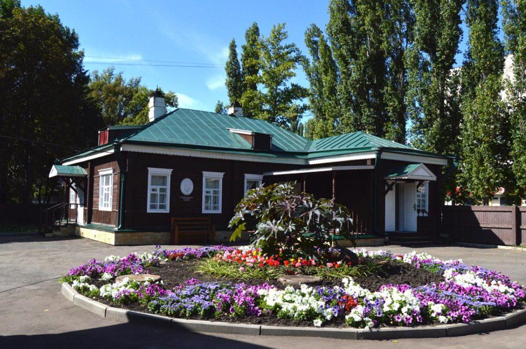Дом-музей Плеханова