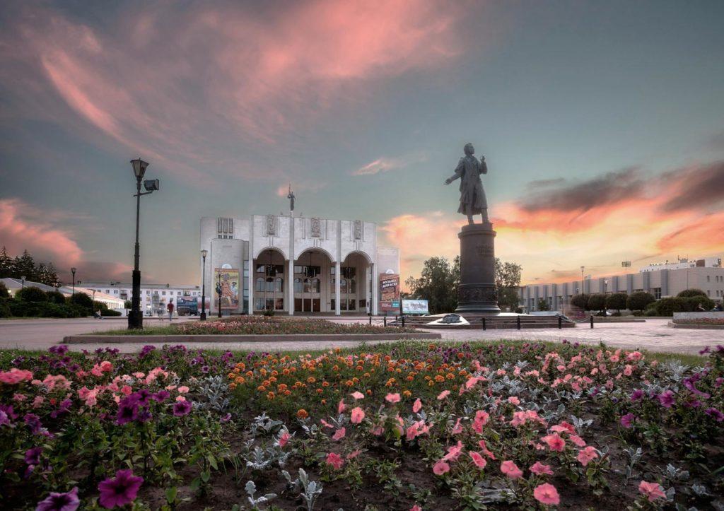 Драматический театр имени А. С. Пушкина