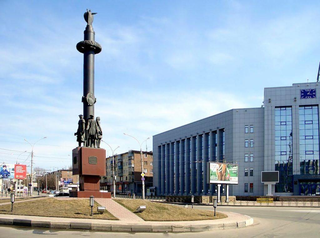 Монумент «Основателям Липецка»