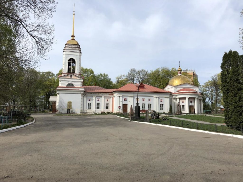 Церковь Святой мученицы Евдокии