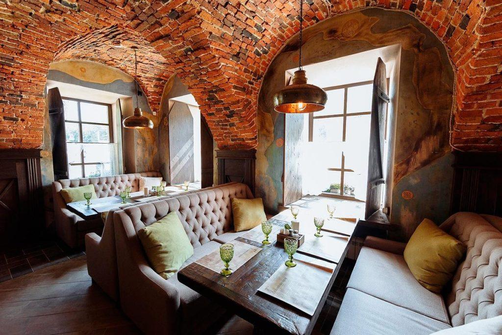 Рестораны Кронштадта