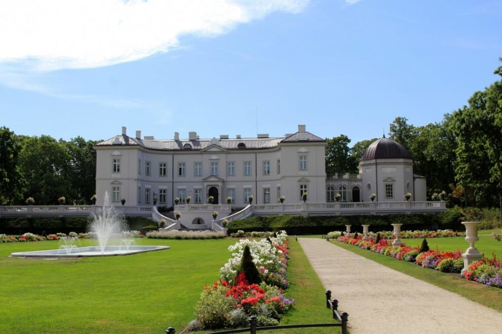 Парк и музей янтаря