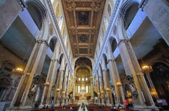 Фото церкви в Неаполе