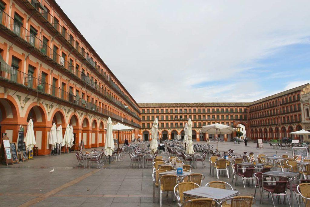 Площадь Корредера