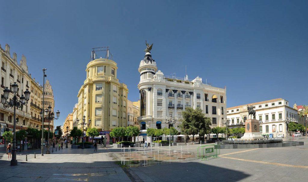 Площадь Тендильяс