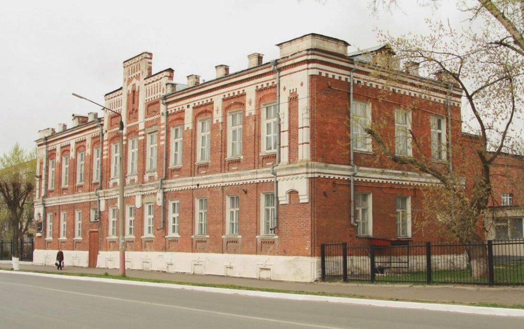 Здание Муромского Реального Училища