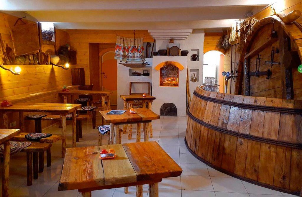Фото ресторана в Муроме
