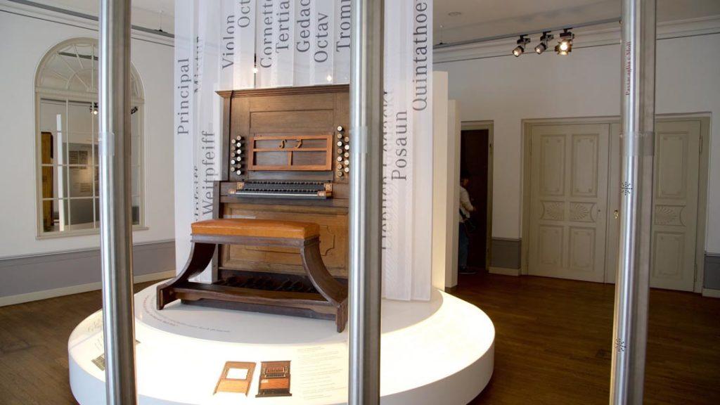Авторский музей Баха