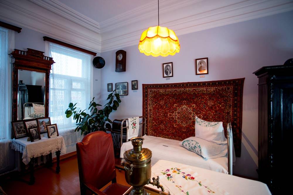 Дом-музей Гагариных