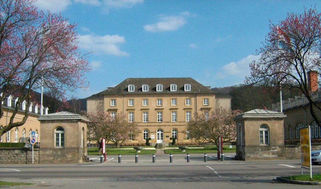 Дворец Вальферданж