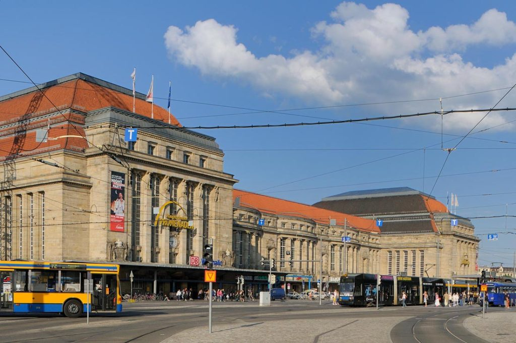 Городской вокзал жд