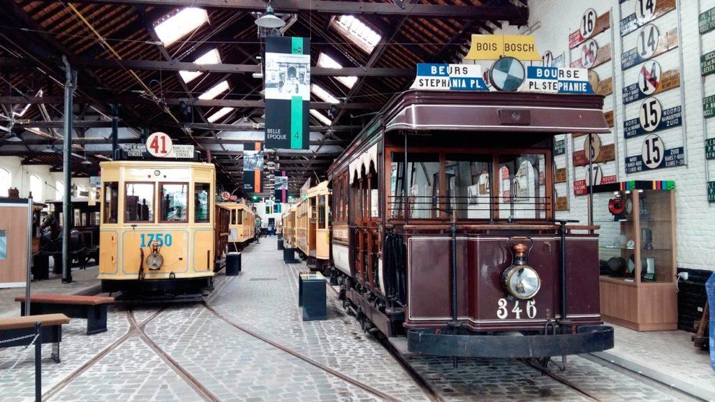 Музей трамваев и автобусов Люксембурга