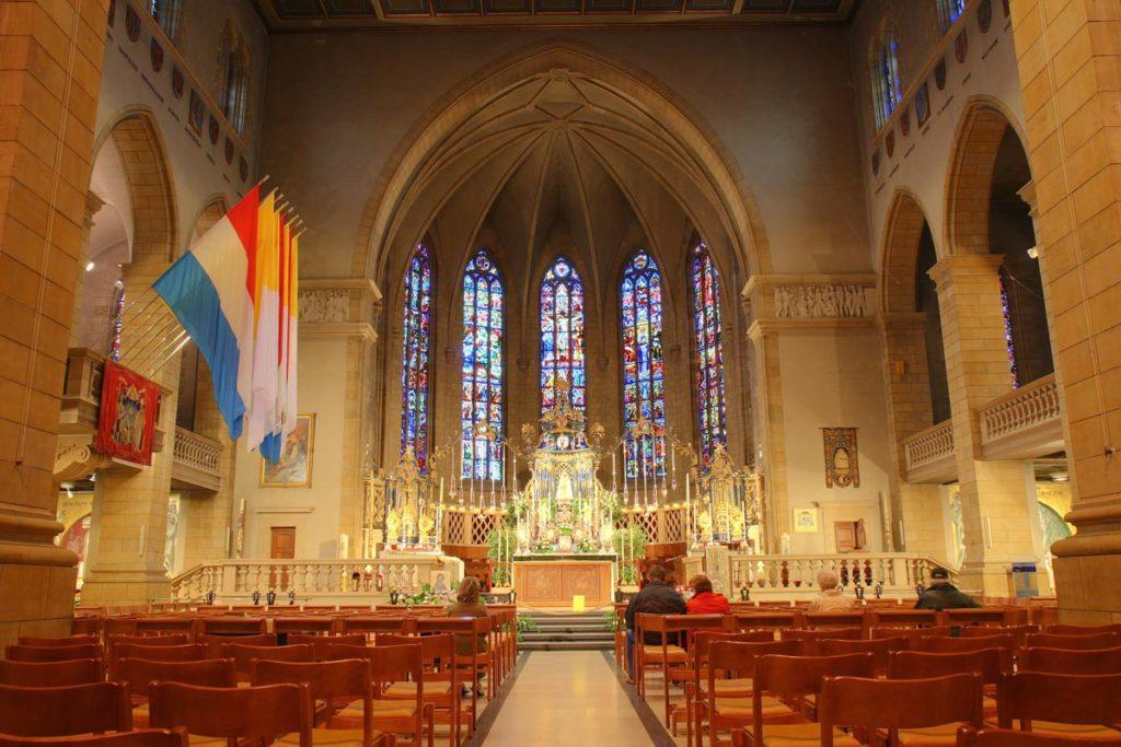 Собор Богоматери Люксембургской