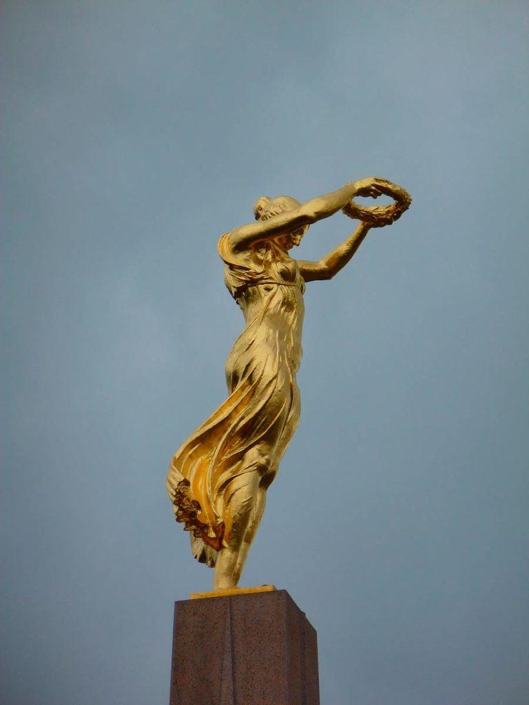 Золотая Дама Люксембурга
